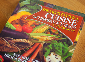 Naparima Girls' Cookbook