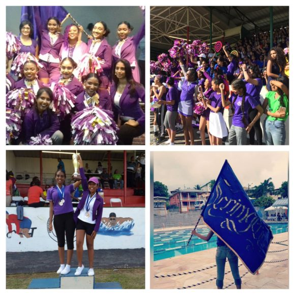 Sports Day and Pep Rally Results 2017